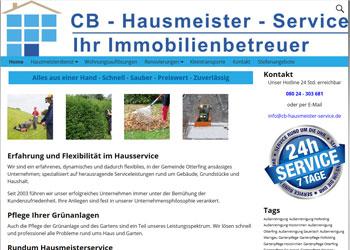Charly Brandl: Ihr Hausmeisterservice südlich von München