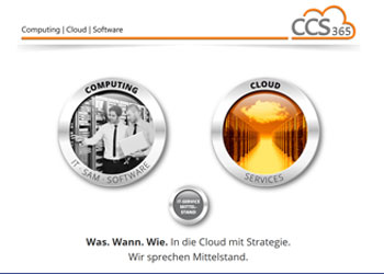 In die Cloud mit Strategie.